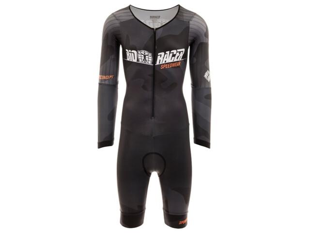Bioracer Speedwear Concept TT Suit Men grey-camo